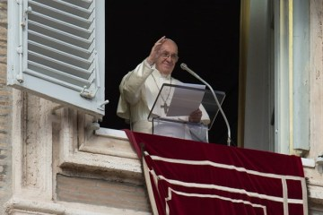Папа Римський привітав християн східного обряду з Ріхдвом