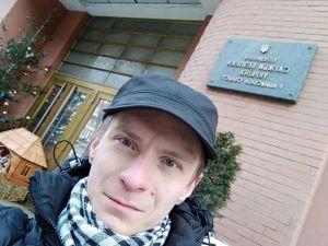 У помешканні співака Санжаревського іде обшук