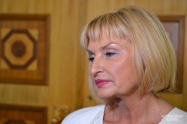 "Ірина Луценко ""зловила Бога за бороду"""