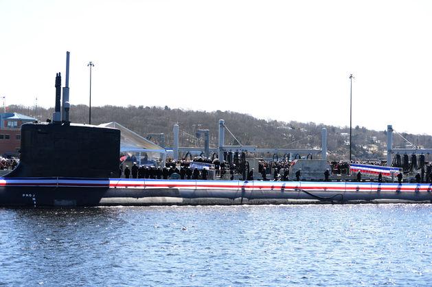 USS Colorado класу Virginia