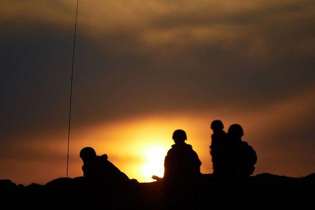 Криваве перемир'я: один наш воїн загинув, троє поранені