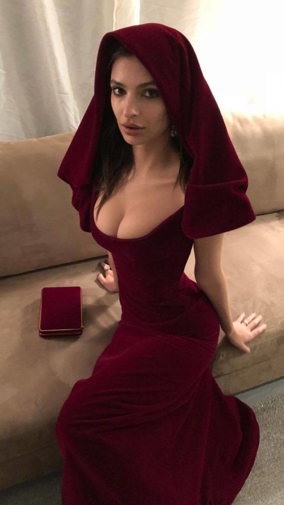 Emily Ratajkowski. Піду в монастир