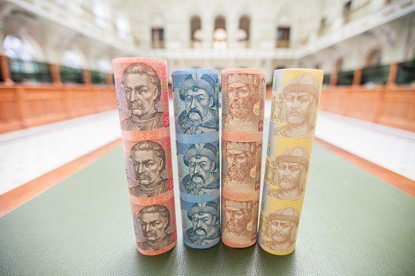 Нацбанк вилучить купюри номіналом 1, 2, 5 і 10 гривень