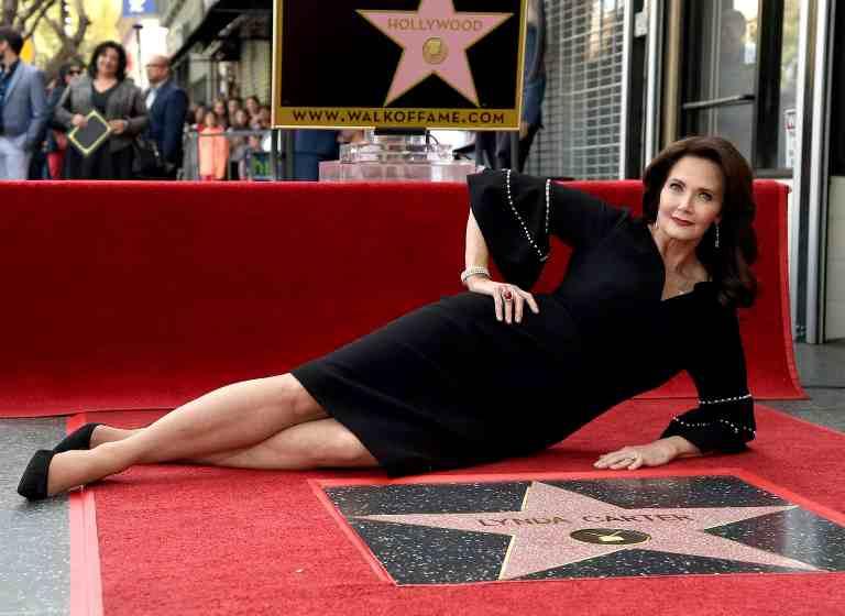 Лінда Картер отримала омріяну зірку