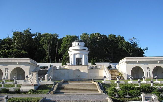 СБУ затримала підривників польського меморіалу у Львові