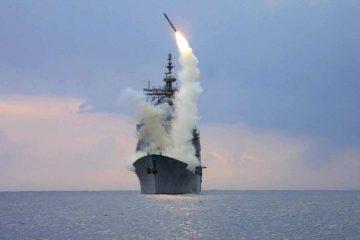 Союзники завдали ракетних ударів по цілях у Сирії