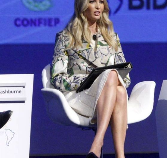 Іванка Трамп на саміті CEO