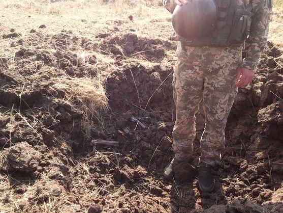 Російські війська обстріляли Троїцьке