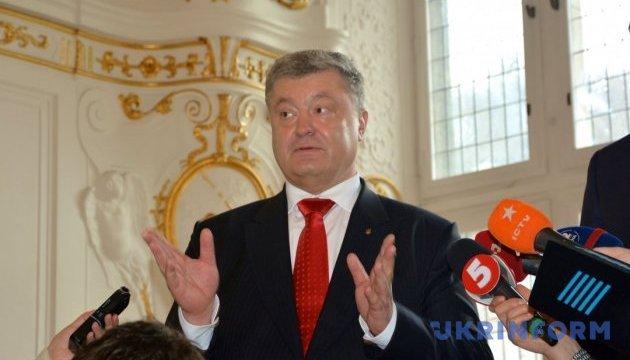 Російські емісари намагалися підкупити ієрархів українських церков - Порошенко