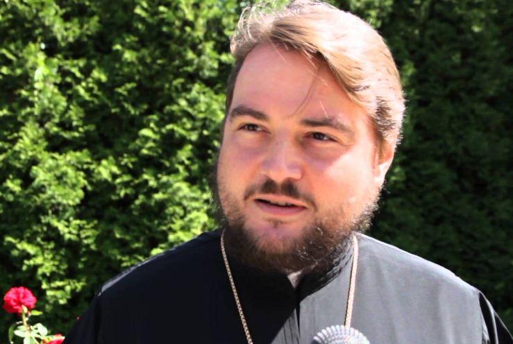 Митрополит УПЦ МП Переяслав-Хмельницький і Вишневський Олександр Драбинко