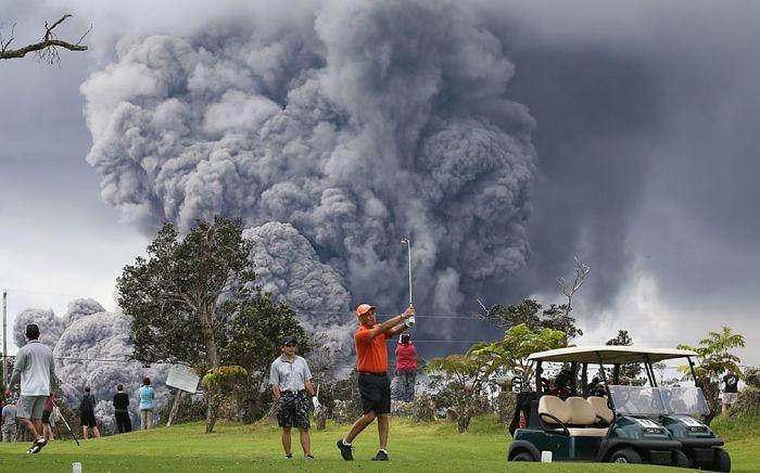 Виверження вулкану Кілауеа