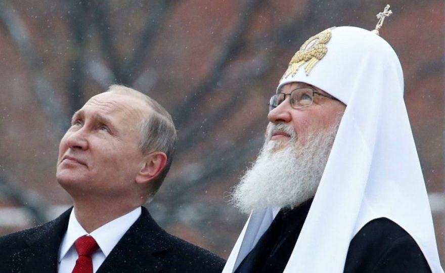 """Путін: """"Віра в Бога – це дуже інтимне питання"""""""