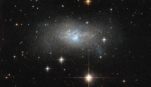 Знімок карликової галактики