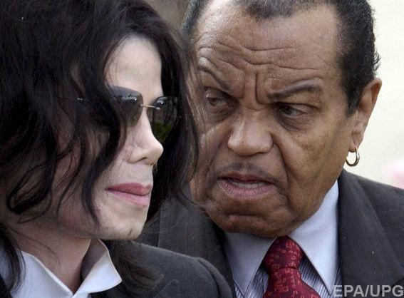 Батько кастрував Майкла Джексона