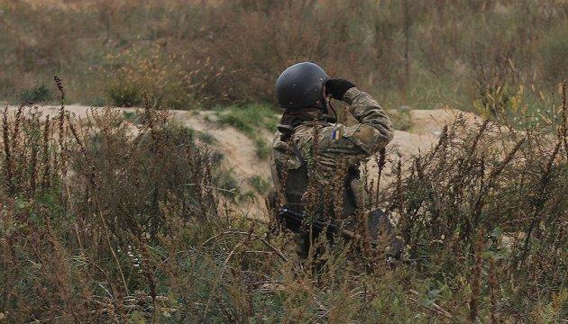 На Донбасі знешкоджено чотирьох російських бойовиків