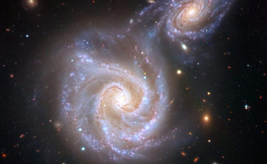 Виявлено сліди зіткнення Чумацького Шляху з іншою галактикою