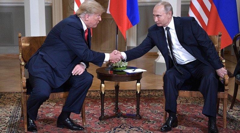 Путін запропонував Трампу провести на Донбасі референдум