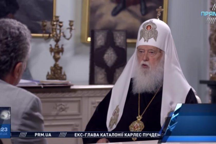 Після надання Томосу УПЦ історія російської церкви починатиметься з 1448 року - Філарет