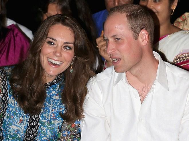 Кейт Міддлтон і принц Вільям гульнули у барі на Карибському морі