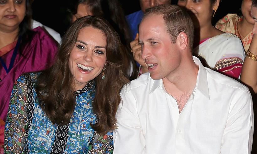 Кейт Міддлтон і принц Вільям гульнули у барі на Карибах