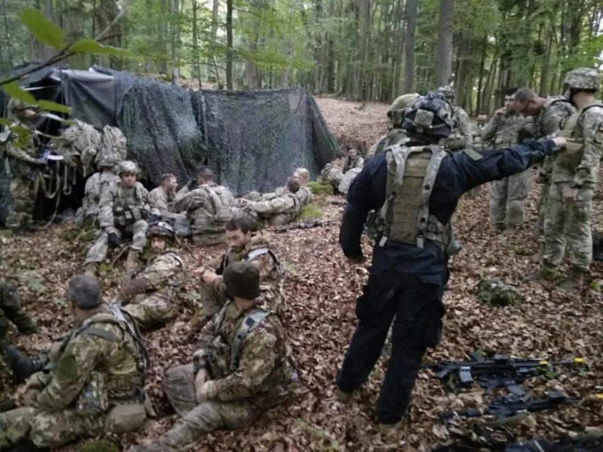 Військові навчання у Німеччині