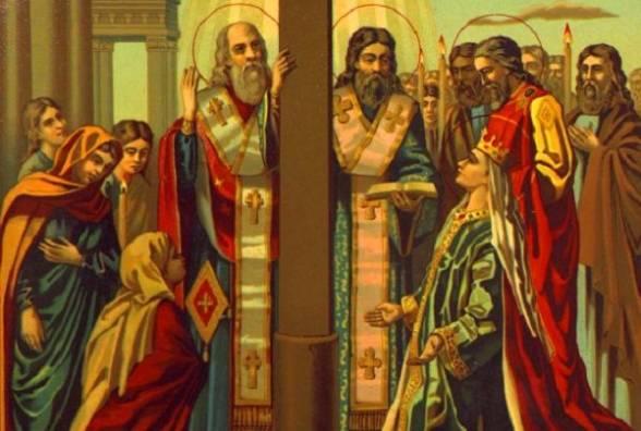 Сьогодні свято Воздвиження Хреста Господнього