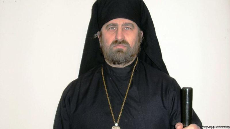 Глава Білоруської автокефальної православної церкви архієпископ Святослав Логін