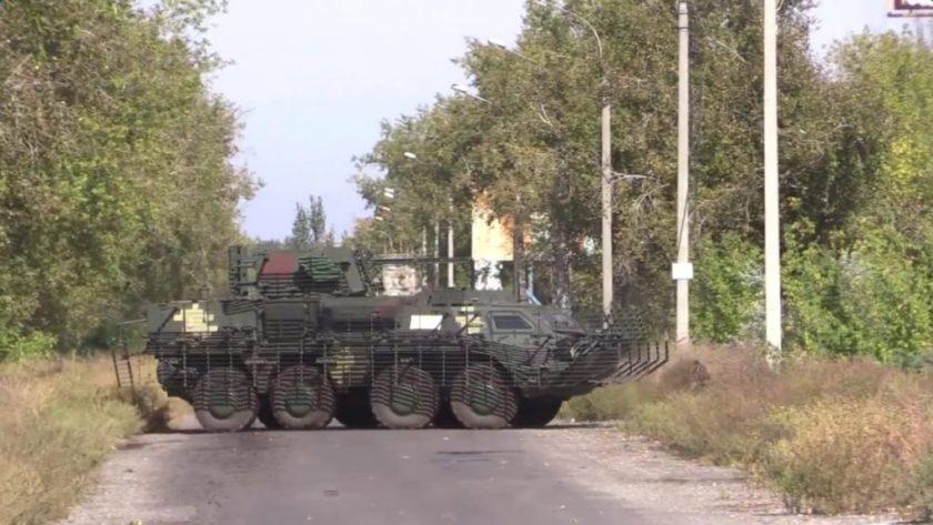 новий український БТР-4Е «Буцефал»