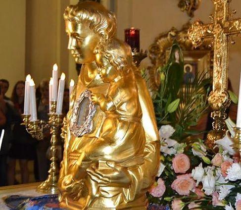 мощі святого Антонія з Падуї