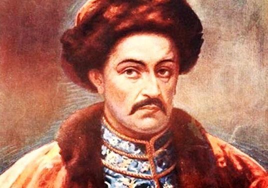 Гетьман Іван Мазепа