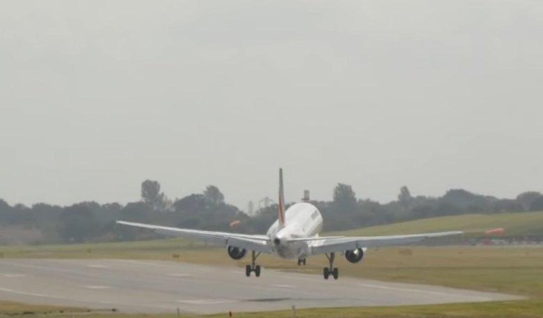 Посадка літака