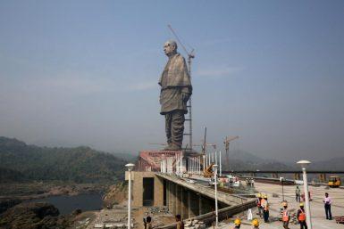 Індія, статуя єдності