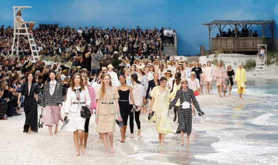 Chanel і море. Незабутнє шоу на Тижні моди в Парижі