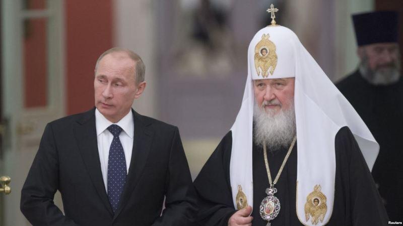 Путін і Кирило. Про спецназ ГРУ