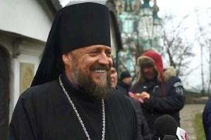 Єпископ Макарівський УПЦ (МП) і намісник «Десятинного монастиря» Гедеон ( Харон)