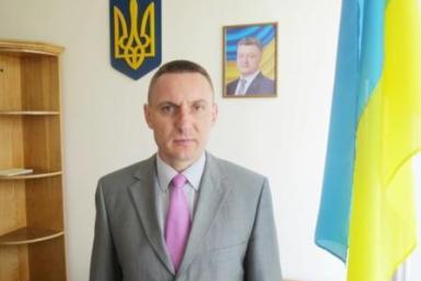 Голова Радехівської РДА Тарас Калита