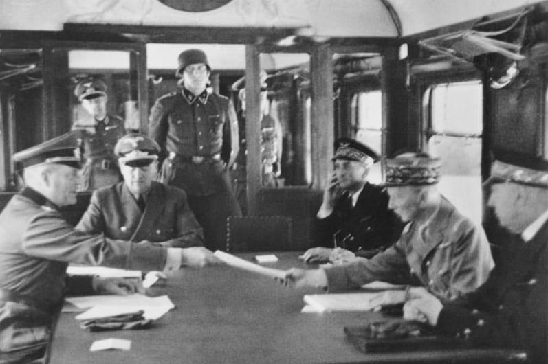 Комп'єнське перемир'я 1940 року