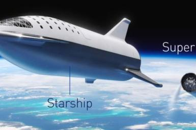 Spaceship Ілона Маска