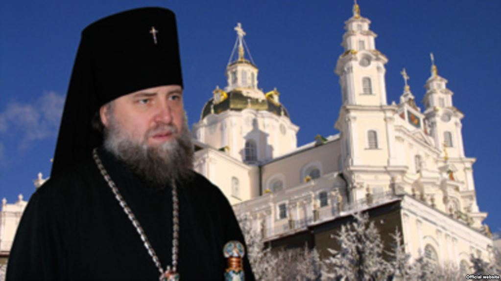 Намісник Свято-Успенської Почаївської Лаври митрополит Мороз
