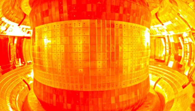 Китайський термоядерний реактор перевищив температуру Сонця у шість разів