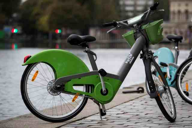 Електровелосипед Véligo