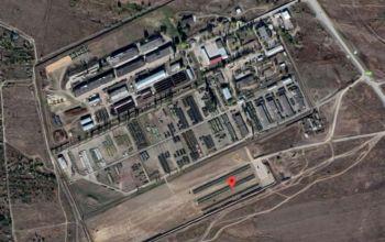Сотні російських танків на кордоні України – фото Google Earth