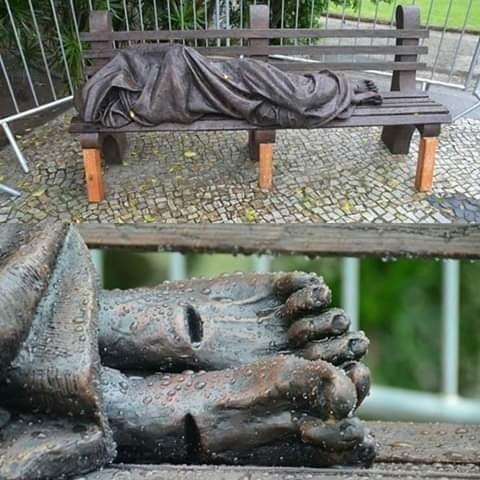 Безпритульний Ісус