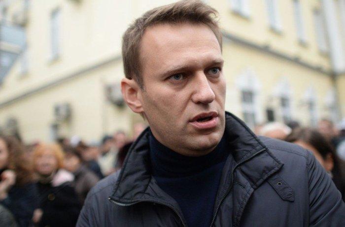 Російський націоналіст і шовініст Олексій Навальний,