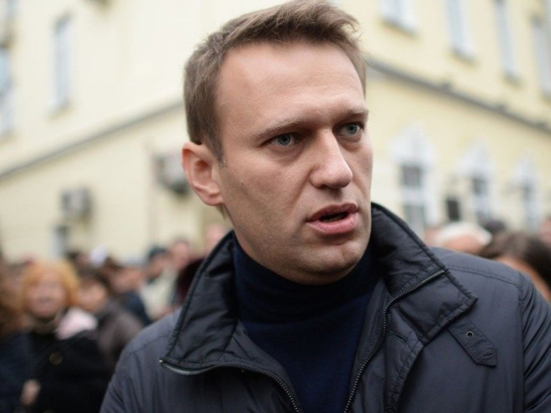 """Навальний: Путін – ворог """"русского міра"""""""