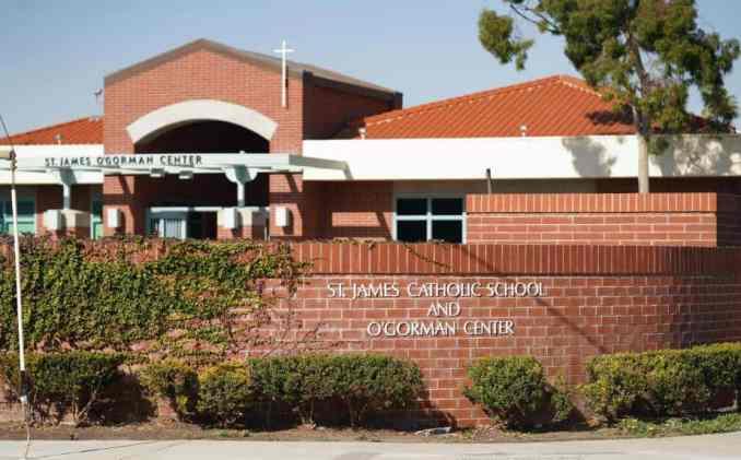 Католицька школа Святого Якова