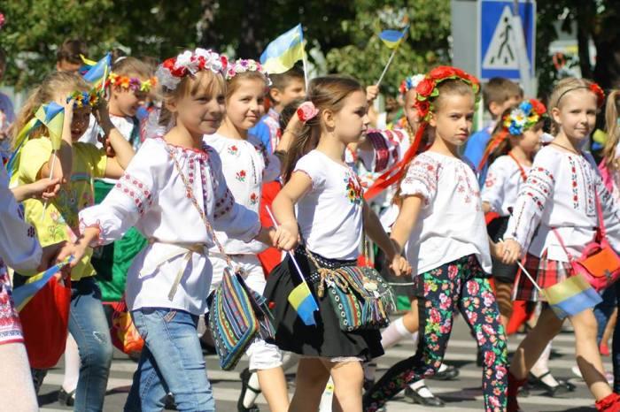 Українці стали вищими на зріст