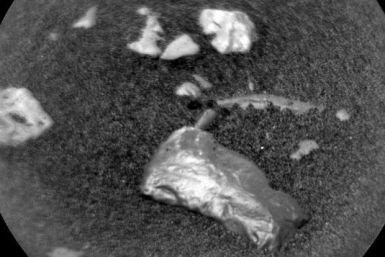 Curiosity знайшов на Марсі незвичайний предмет