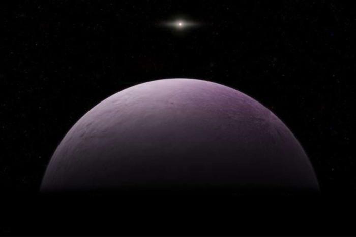За Плутоном виявили рожеву планету-карлика