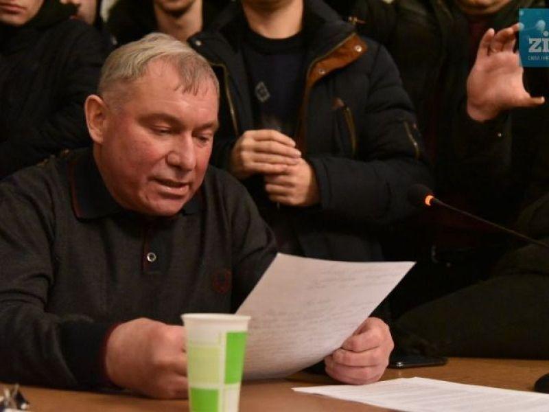 Львівського суддю Макойду відсторонили від посади за п'яне водіння